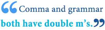 Define coma and define comma
