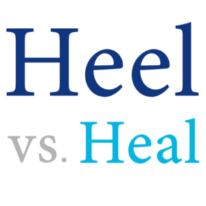 Define heal and define heel