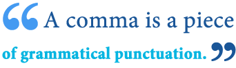 Definition of coma definition and definition of comma definition
