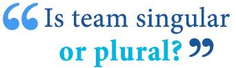 family plural and staff plural
