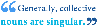 what is collective noun list