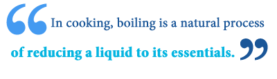 boil down meaning
