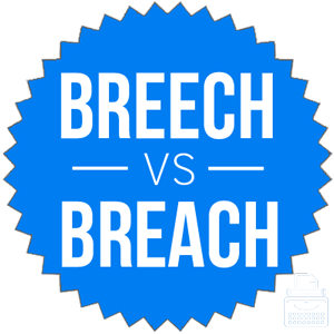 breech versus breach