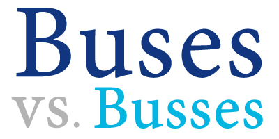 bussing or busing