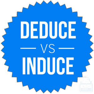 Successful IELTS students Induce Deduce