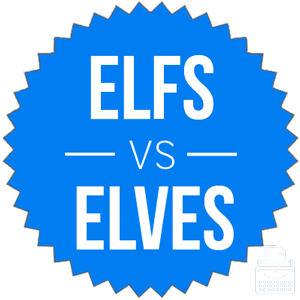 Elfs or Elves – What's the Difference? - Writing Explained