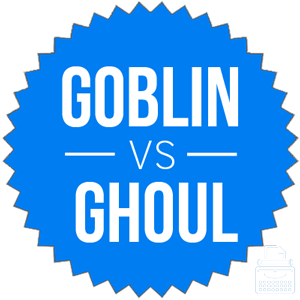 goblin versus ghoul