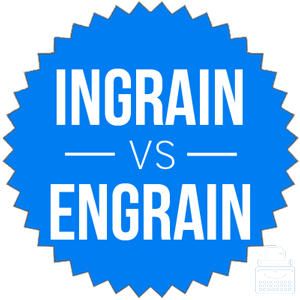 ingrained versus engrained