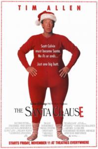 is it santa claus or santa clause