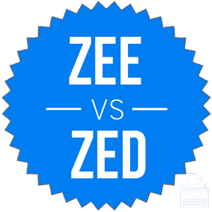 is it zed or zee