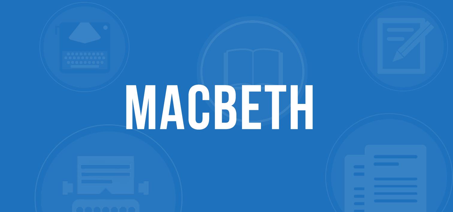 macbeth summary and plot