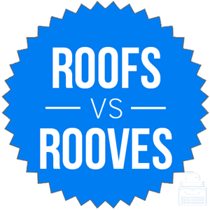 roofs versus rooves