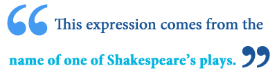 shakespeare comedy of errors
