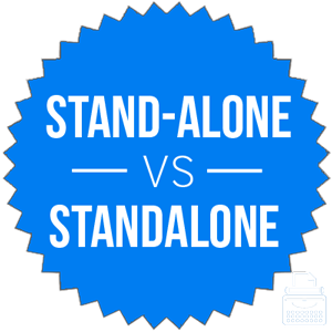 standalone or stand alone what s the difference writing explained
